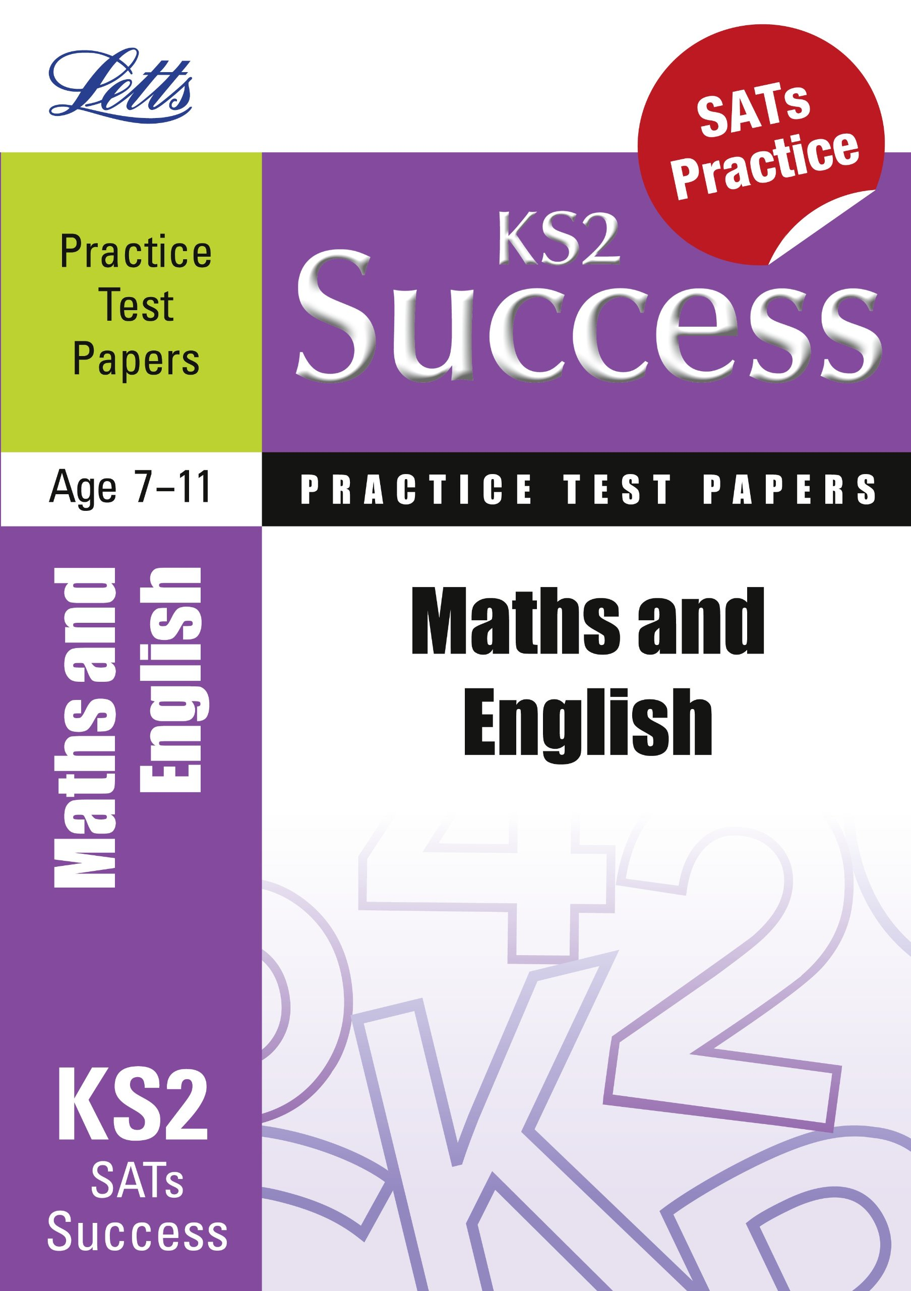 Maths and English: Practice Test Papers (Letts Key Stage 2 Success ...