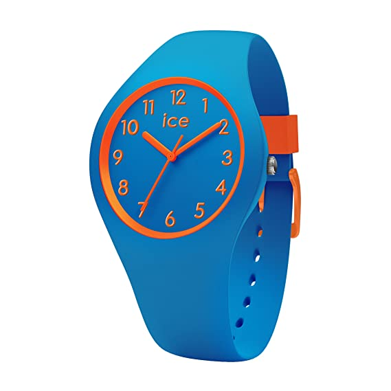 Ice-Watch - ICE ola kids Robot - Reloj blu para Niño con Correa de