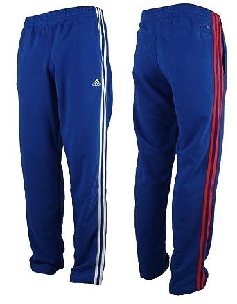 adidas Herren lange Trainingshose Essentials Light Sweat Pants Open Hem