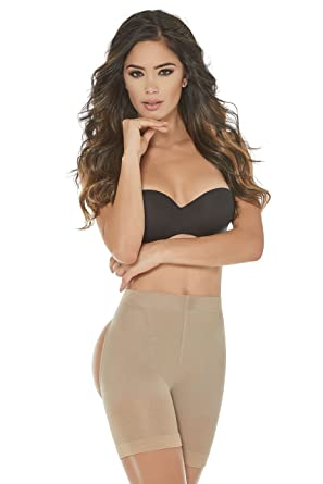 98995e7aba Women s Bodysuit Light Body Shaper Special Thermal Panty Shapewear Faja  Colombia Beige
