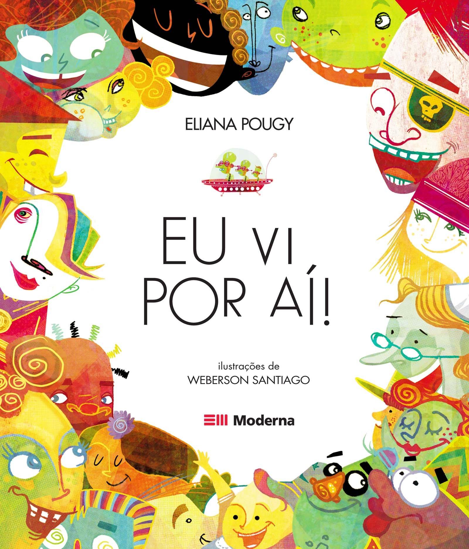 Download Eu Vi Por Ai! (Em Portuguese do Brasil) pdf