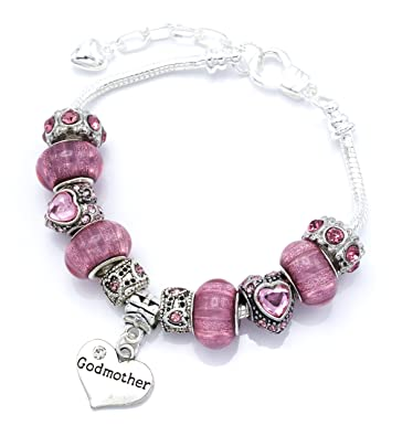 bracelet shop gift godmother for il kainsboutique christening