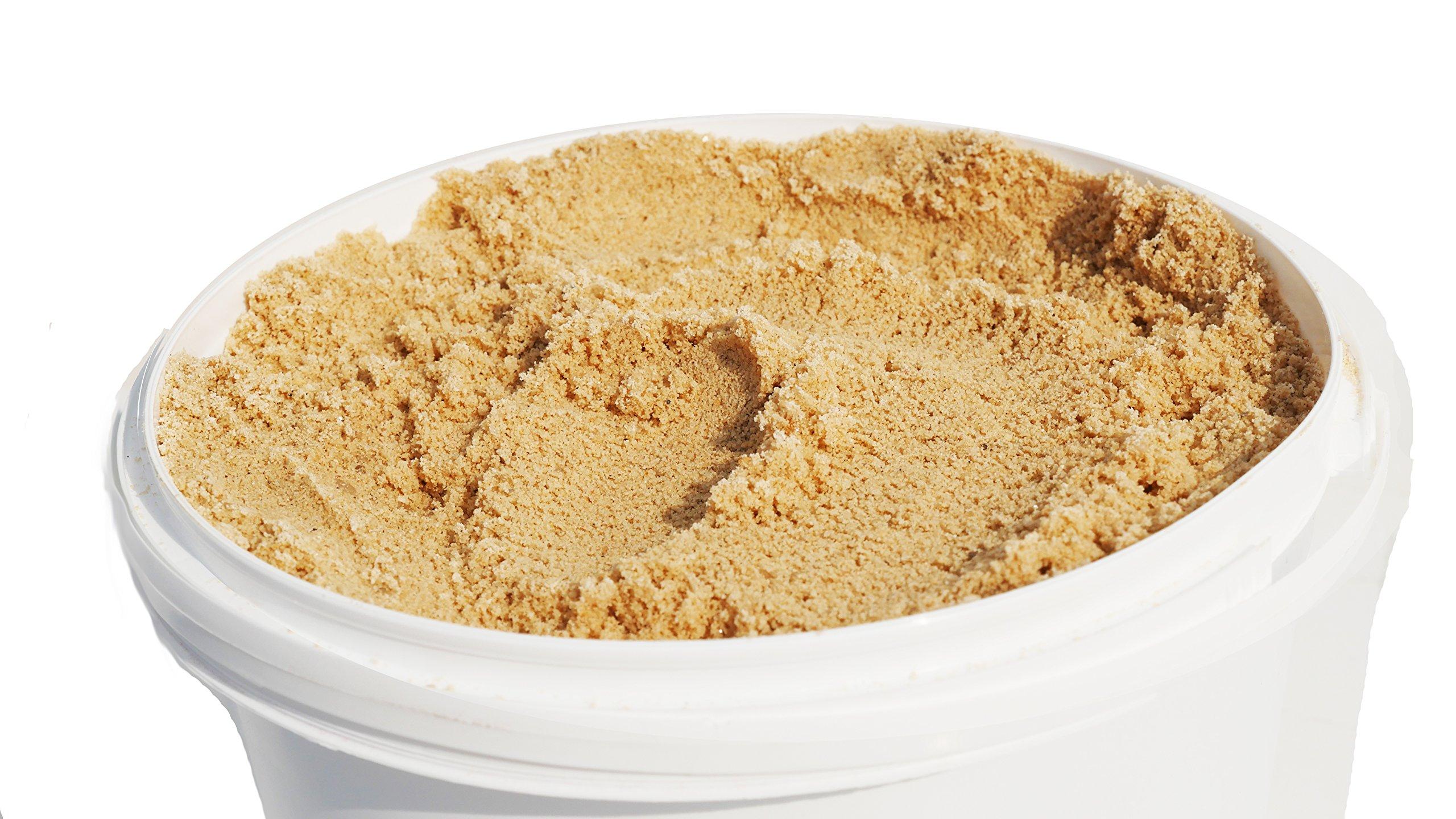 Play Sand - Bucket of sand, fine sand, 18 LBS