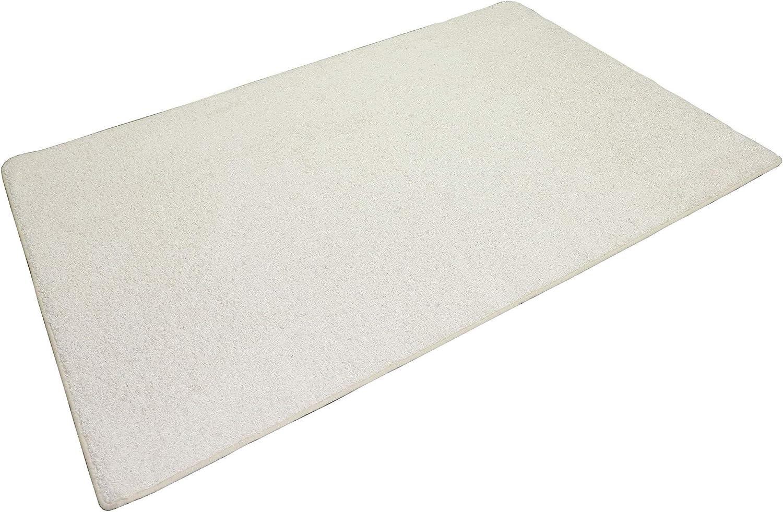 60 x 100 cm Bianco Tappeti salone Batan