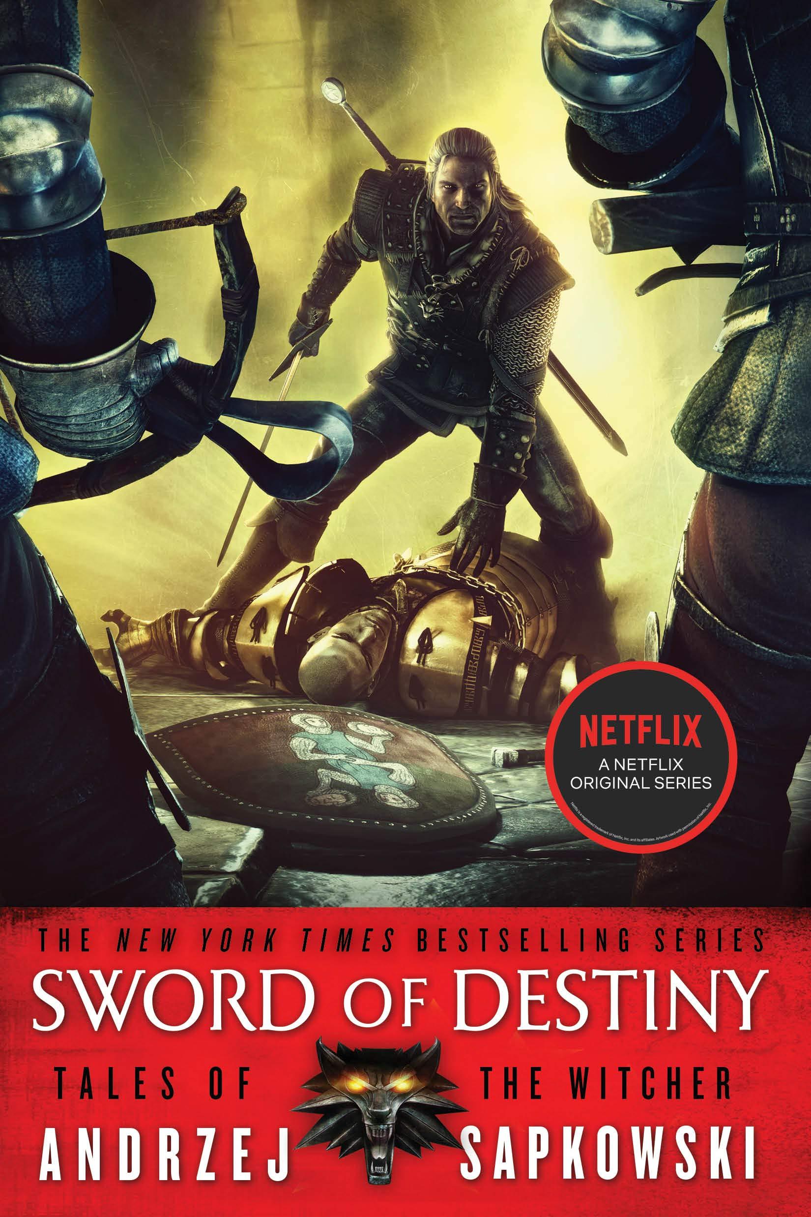 Sword of Destiny (The Witcher): Sapkowski, Andrzej, French, David:  9780316389709: Amazon.com: Books
