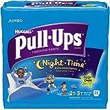 Huggies Pull-Ups Training Pants - Nighttime - Boys - Jumbo Pack - 2T-3T - 23 ct