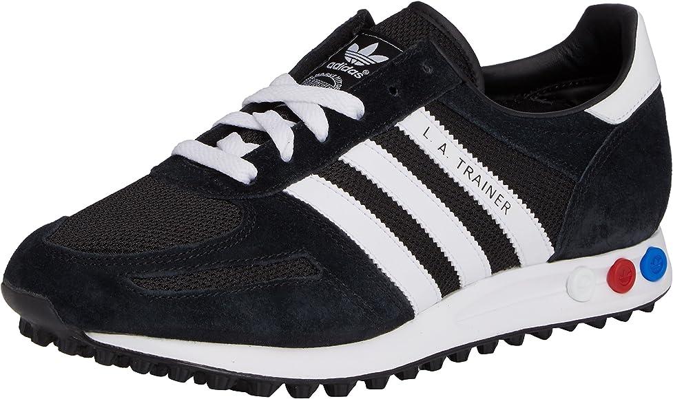 salida de fábrica pensamientos sobre comprar el más nuevo adidas La Trainer, Zapatillas para Hombre, Negro-Black (Core Black ...