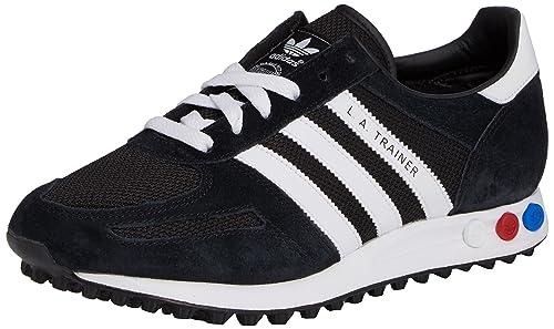lowest price 1d9d8 8c685 Adidas - La Trainer, Sneakers da uomo, Nero (Black (Core Black