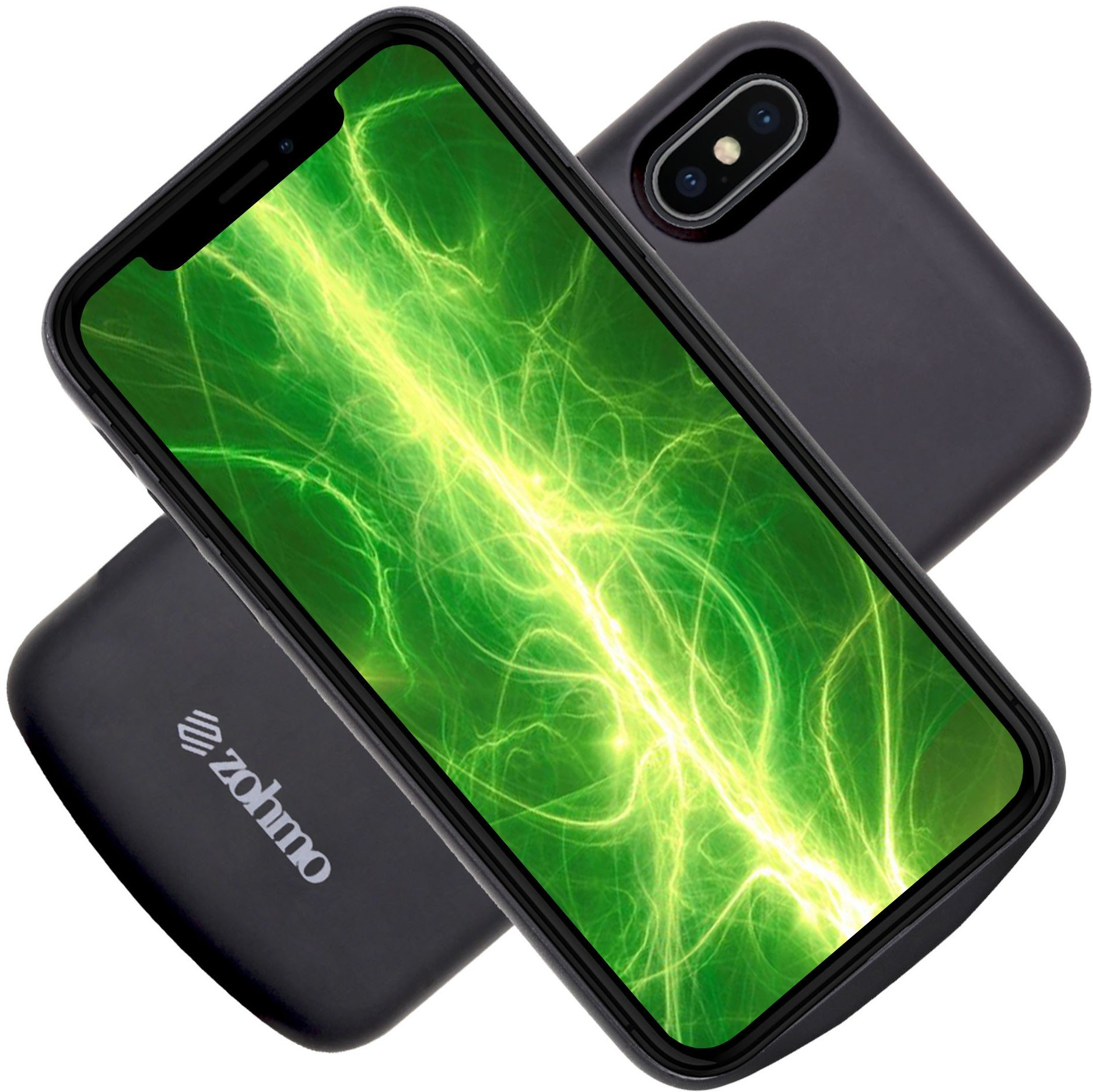 timeless design d09fe 6e41e iPhone X Battery Case | Slimmest Rechargeable Backup Charging Case ...