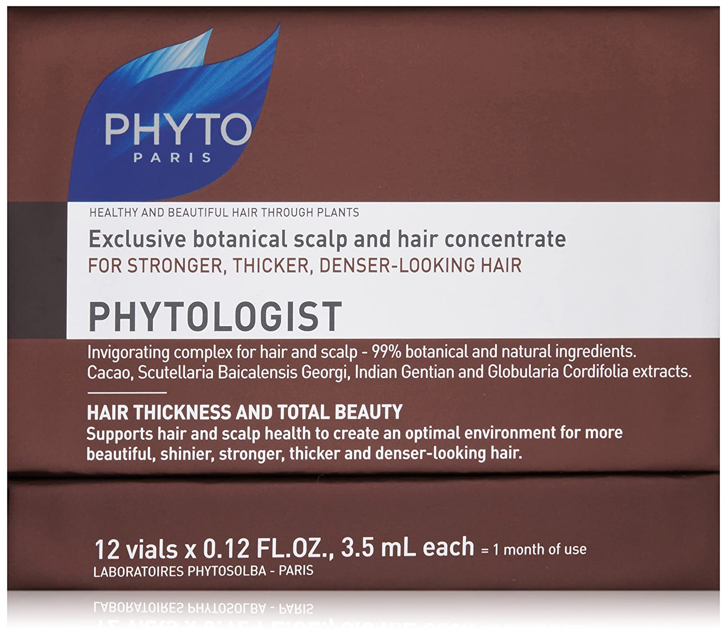 Phyto Phytologist Exclusive Scalp Hair Concentrate Electrical Wall Outlet Wiring Newhairstylesformen2014com Luxury Beauty