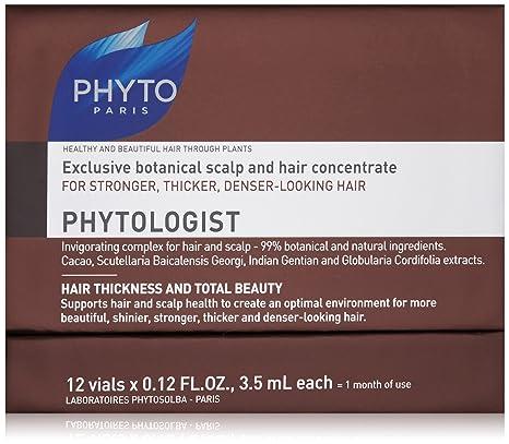 15 tratamientos para evitar la caída del cabello Phytologist de Phyto, 3,5 ml: Amazon.es: Belleza