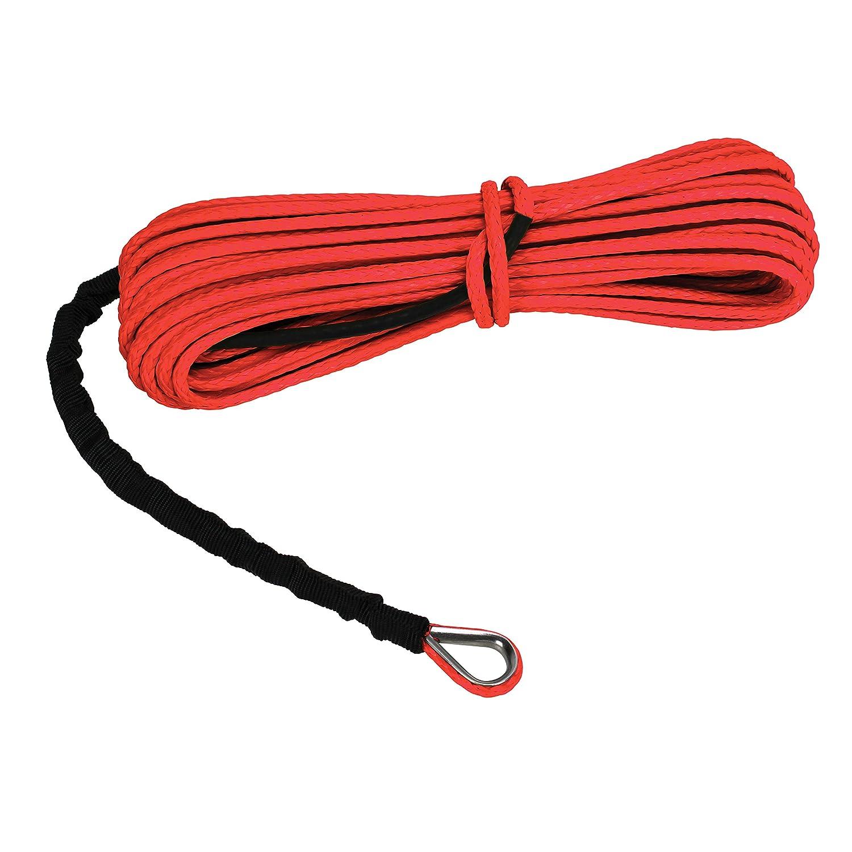 UTV Winch Rope Extreme Max 5600.3078 The Devils Hair ATV Blue