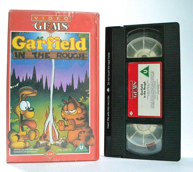 Garfield in the Rough [Reino Unido] [VHS]: Amazon.es: Cine y Series TV