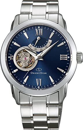 official photos bd1fe 3b024 [オリエント時計] 腕時計 オリエントスター WZ0081DA シルバー