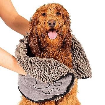 Wolters Dirty Dog Shammy Grau 79 X 33cm Amazonde Haustier