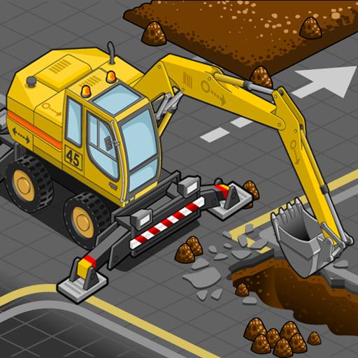 (Construction Truck Builder)