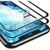 Humixx Screen Protector for iPhone XS/X, iPhone 11 Pro [Military Grade Shatterproof] [Industrial Grade Dust-proof] [Full Cove