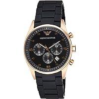 Emporio Armani Casual Watch Analog Display Quartz for Men AR5905