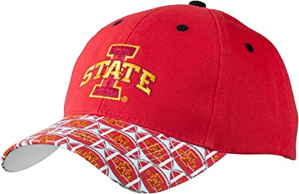 NCAA Iowa State Cyclones Mens Stitch Hat X-Large Team Color