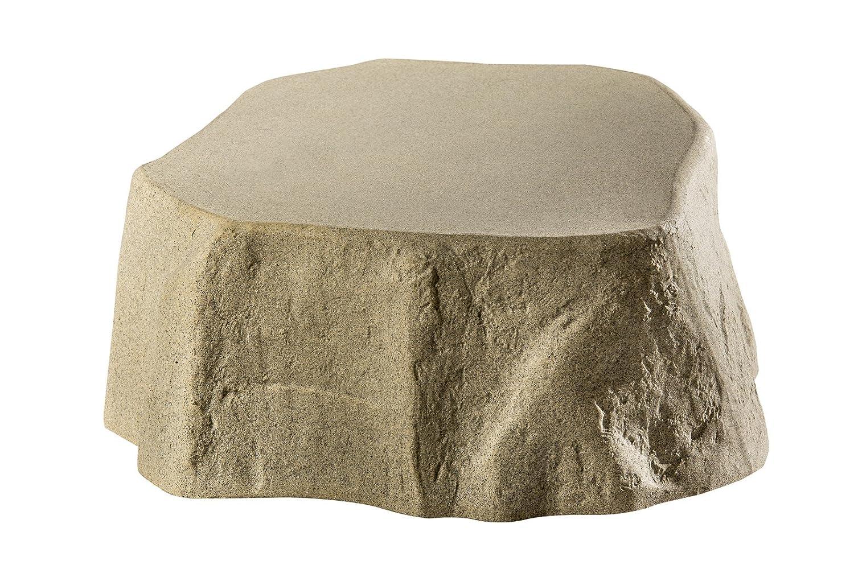 GreenLife Unterstand Regenspeicher, sand, 77 x 77 x 30 cm, G0001618