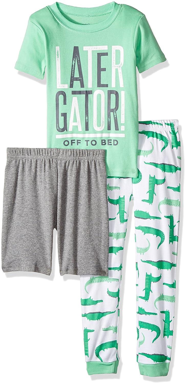 Carter's Baby Boys' 3-Piece Cotton Pajamas Carters KBC 3-piece pajamas