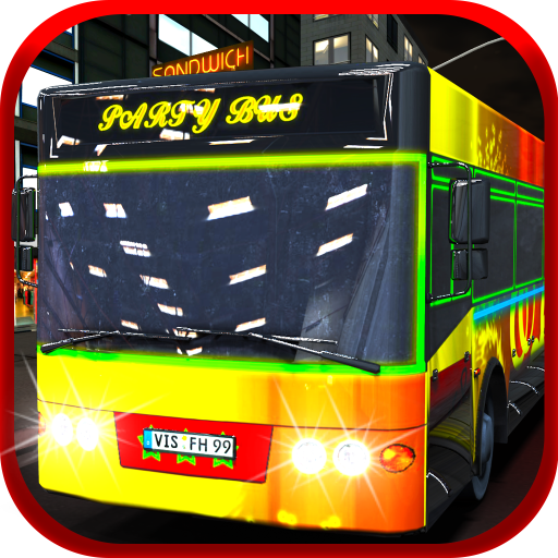 Party Bus Simulator 3D 2015