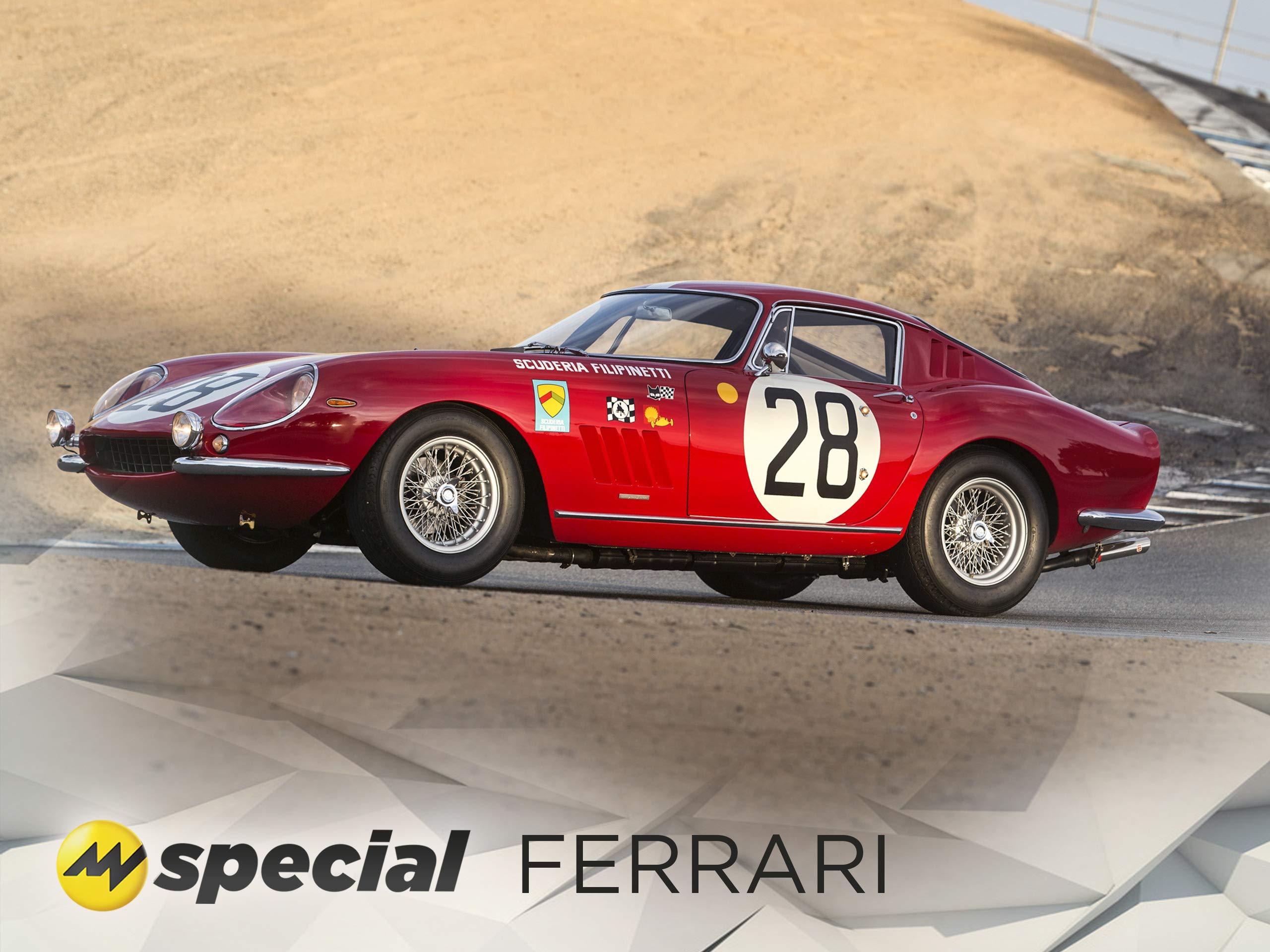 Ferrari Special on Amazon Prime Video UK