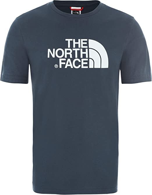 The North Face Easy Camiseta Blue Wing Teal: Amazon.es: Ropa ...