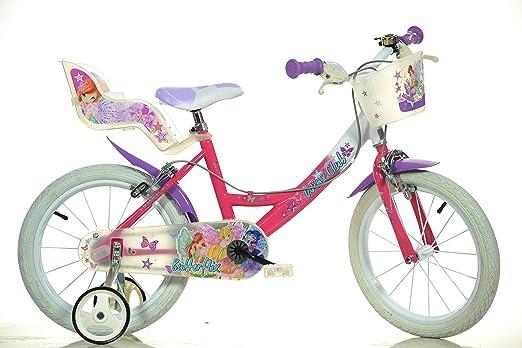 25 opinioni per Dino Bikes 164 R-WXA- Winx Bicicletta, 16 Pollici