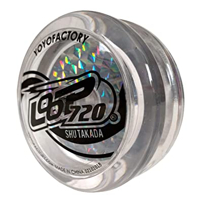 YoYoFactory LOOP720 Holographic Foil Edition: Toys & Games