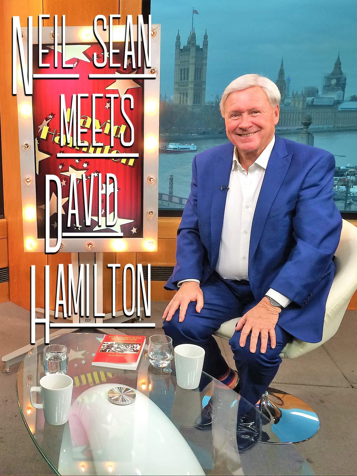 Neil Sean meets David Hamilton on Amazon Prime Video UK