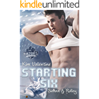 Starting Six: Sienna und Ridley (Boston Razors 2)