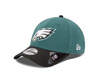 2f3367021 NFL Philadelphia Eagles Team Classic 39THIRTY Stretch Fit Cap, Large/X-Large,  Teal, Baseball Caps - Amazon Canada