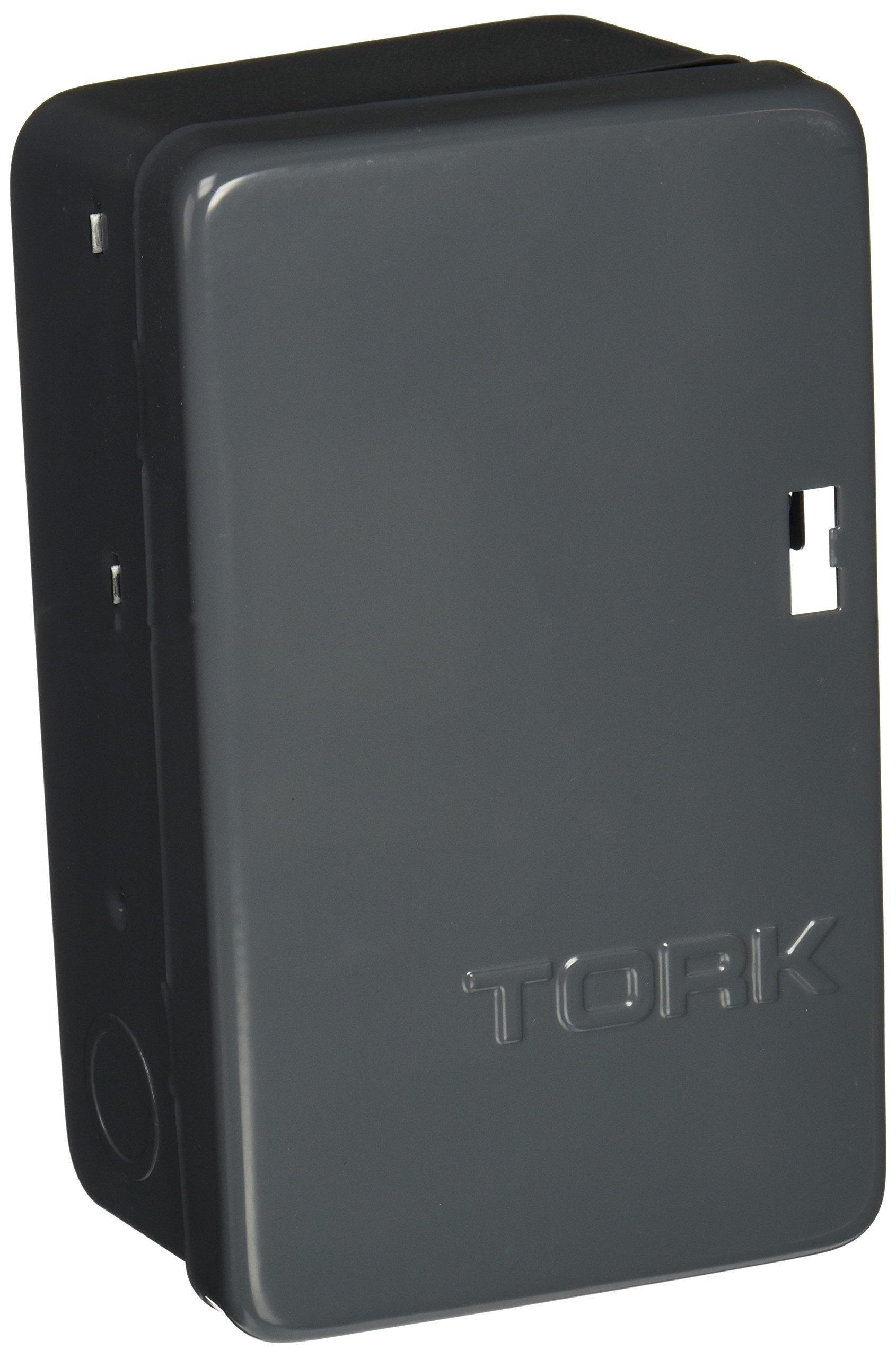 Tork 1103b Dpst 40a 125v 24hr. Dial Timer