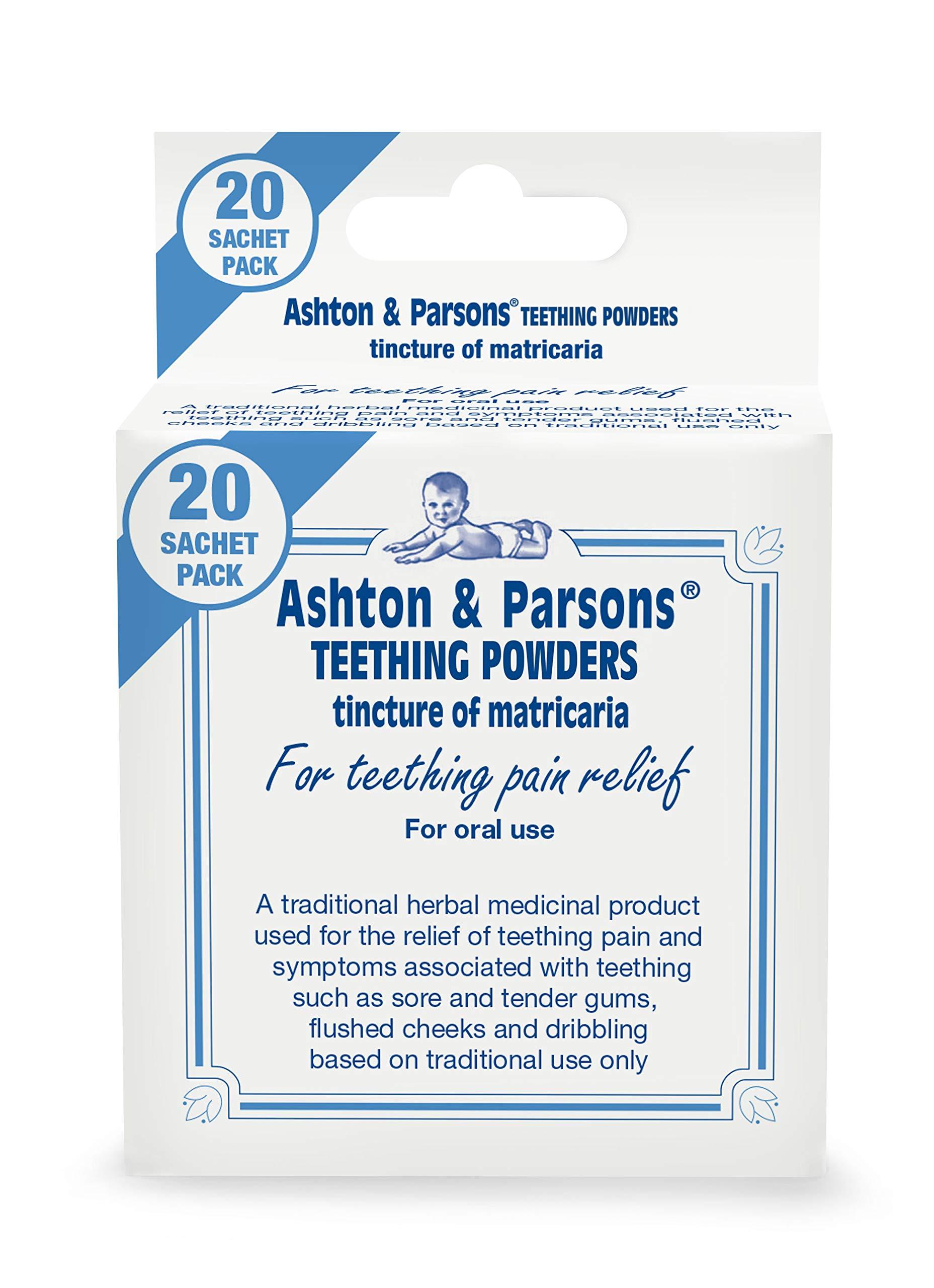 A&P infants powders 20