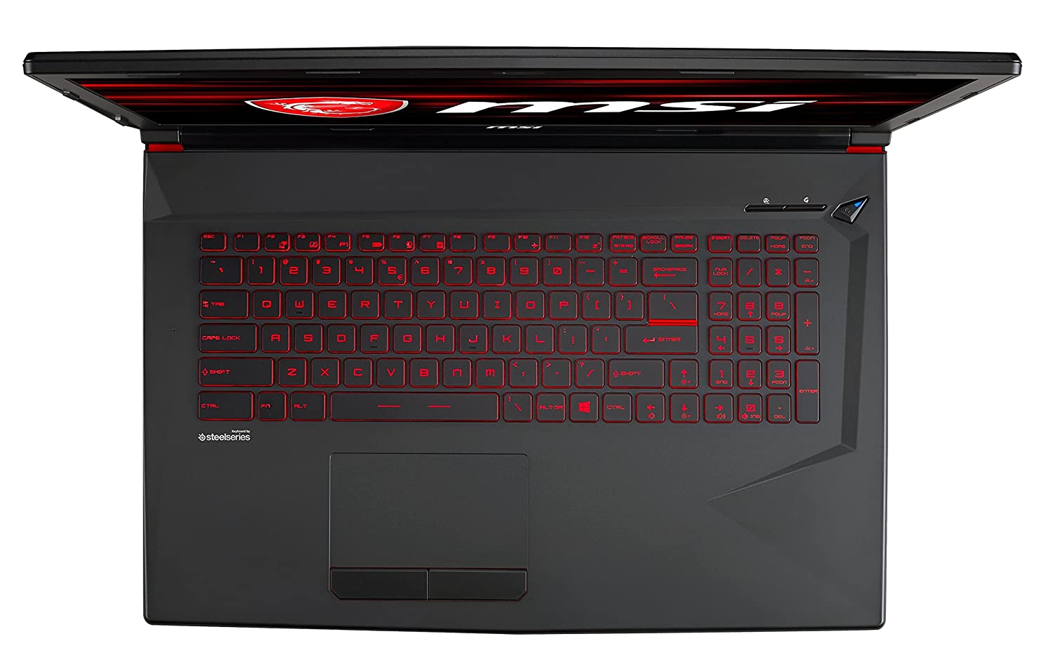 Amazon.com: MSI GL73 8RC-032 (i7-8750H, 16GB RAM, 128GB SATA SSD + 1TB HDD, NVIDIA GTX 1050 4GB, 17.3