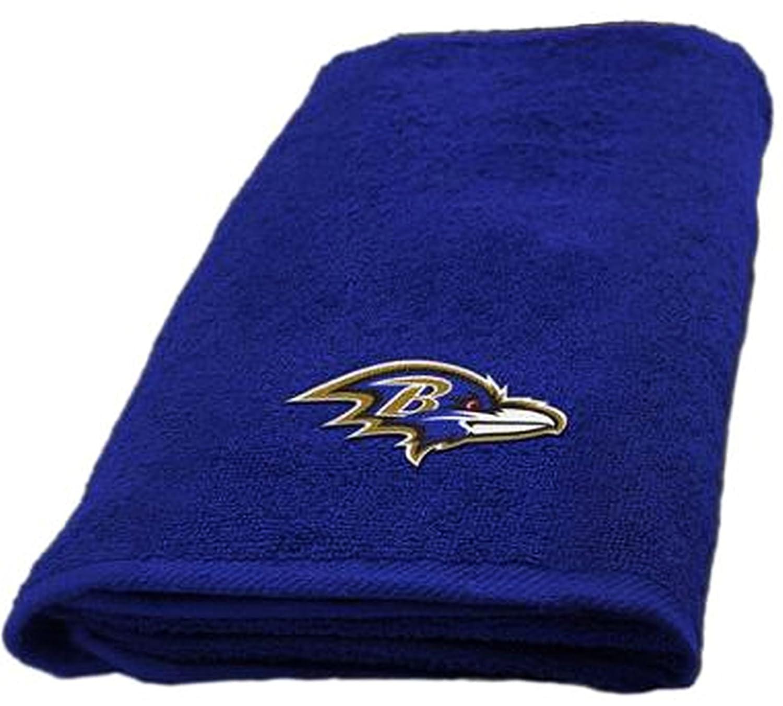 NFL Baltimore Ravensハンドタオル B01AEVMHCS