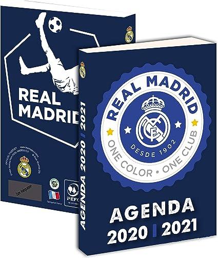 Comprar Agenda escolar Real Madrid 2020-2021