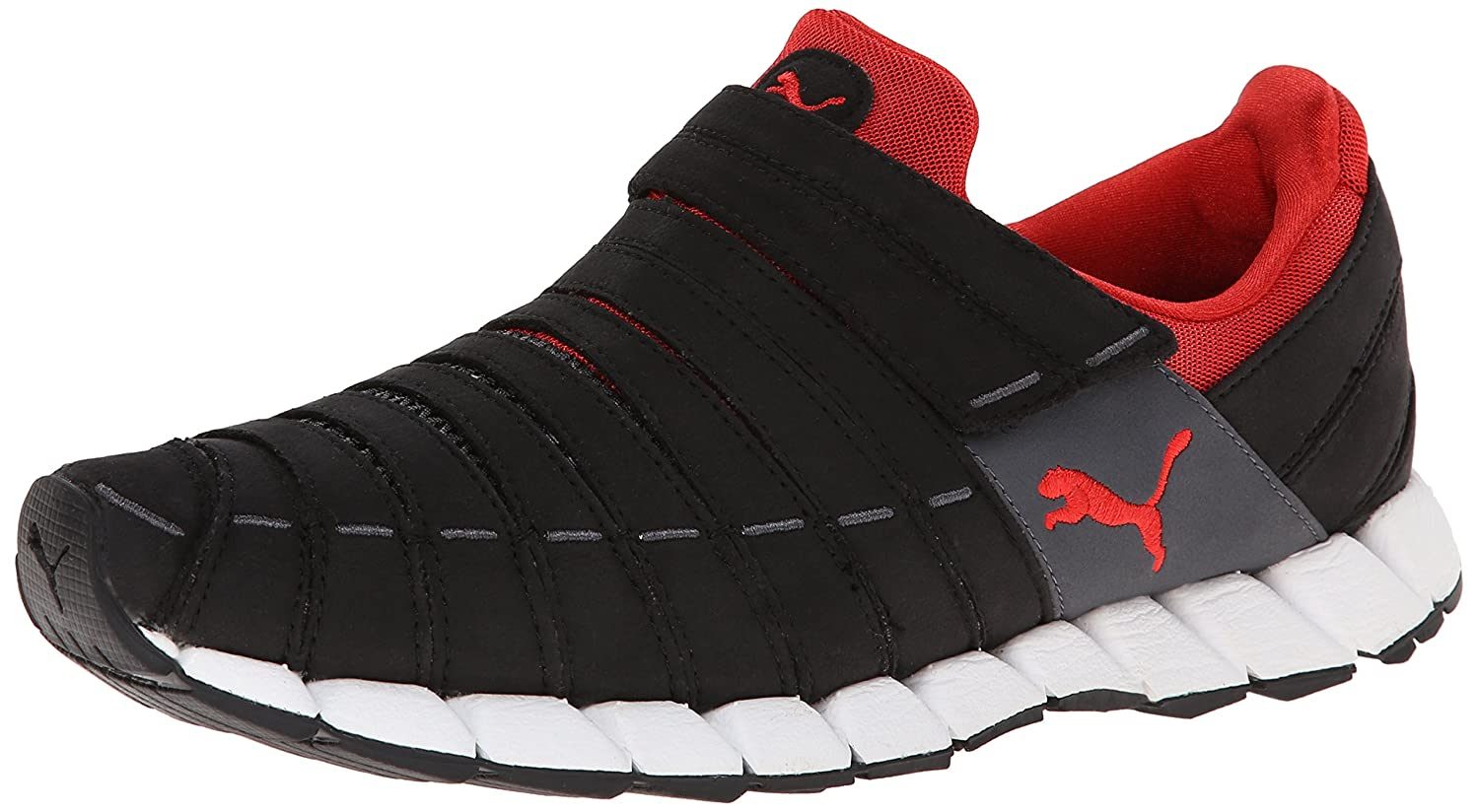 PUMA Men's Osu NM Cross-Training Shoe B00KDJBBTC 10 D(M) US|Black/Dark Shadow/High Risk Red