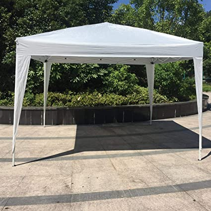 Amazon.com  Kinbor Patio Canopy Tent Pop Up Shelter Portable Sports Cabana for Hiking C&ing Fishing Picnic Family Outings  Garden u0026 Outdoor & Amazon.com : Kinbor Patio Canopy Tent Pop Up Shelter Portable ...