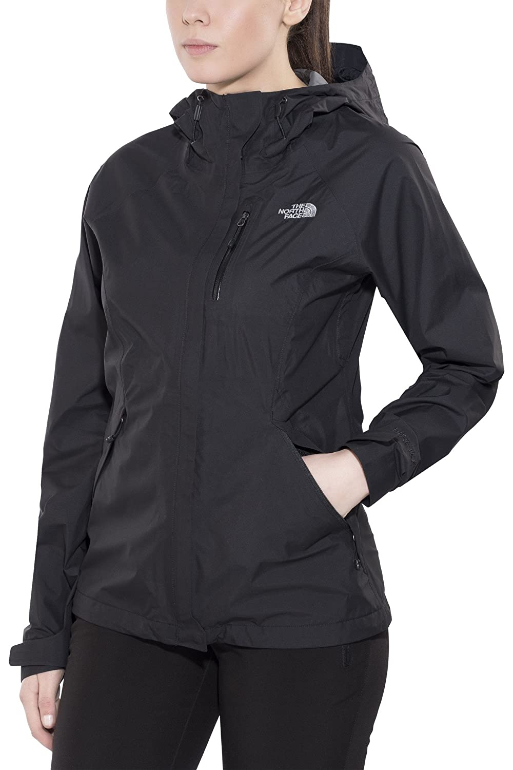 The North Face Outerwear TNF Chaqueta, Mujer, Negro (Tnf ...