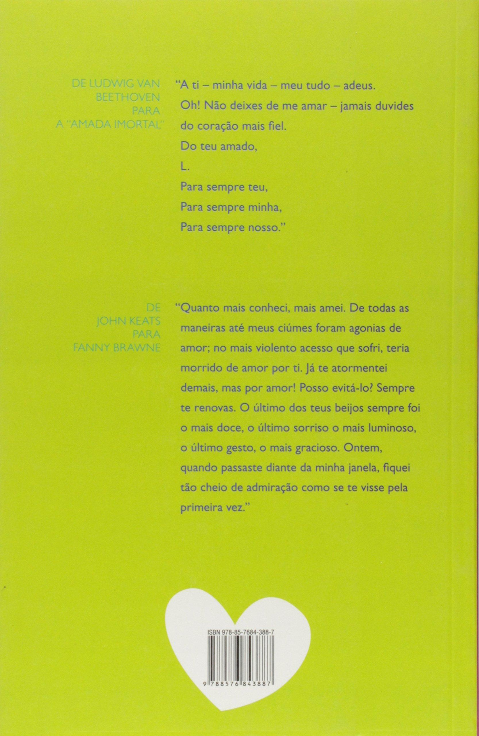 Cartas de Amor de Homens Notaveis: Romances Protagonizados ...
