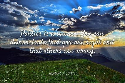 Inspirational Jean Paul Sartre Famous Quotes