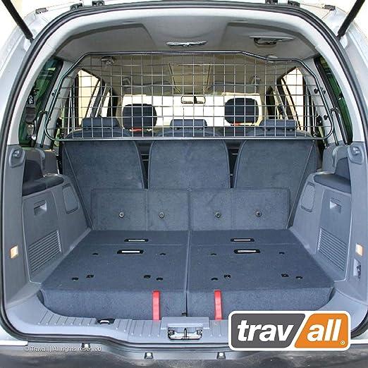 Travall Guard Hundegitter Tdg1074 Maßgeschneidertes Trenngitter In Original Qualität Auto