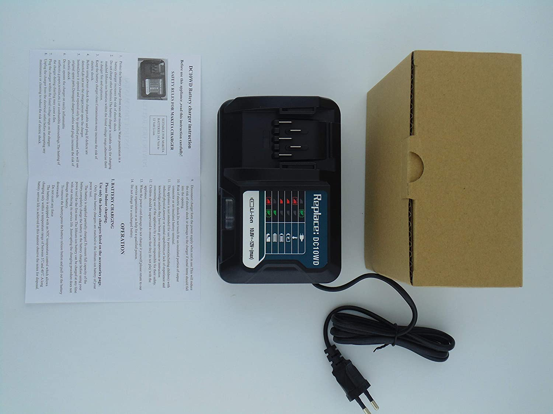 FengBP 12V 2.0A 2000mAh BL1021B Akku Ladeger/ät ersetzen Kompatibel mit Makita BL1016 197339-1 197296-9 DF031D DF0331D TD110D JR103D HSS01D HP332D DT33D1 DC03R1 DC10WA DC10WD DC10SB DC10WC