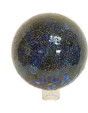 Echo Valley 8195 10-Inch Blues Hues Mosaic Globe