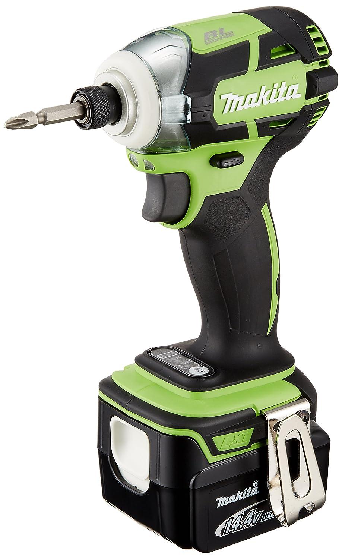 マキタ 充電式インパクトドライバ 14.4V 4.0Ah ライム TD137DRMXL B00LNQX16A ライム ライム