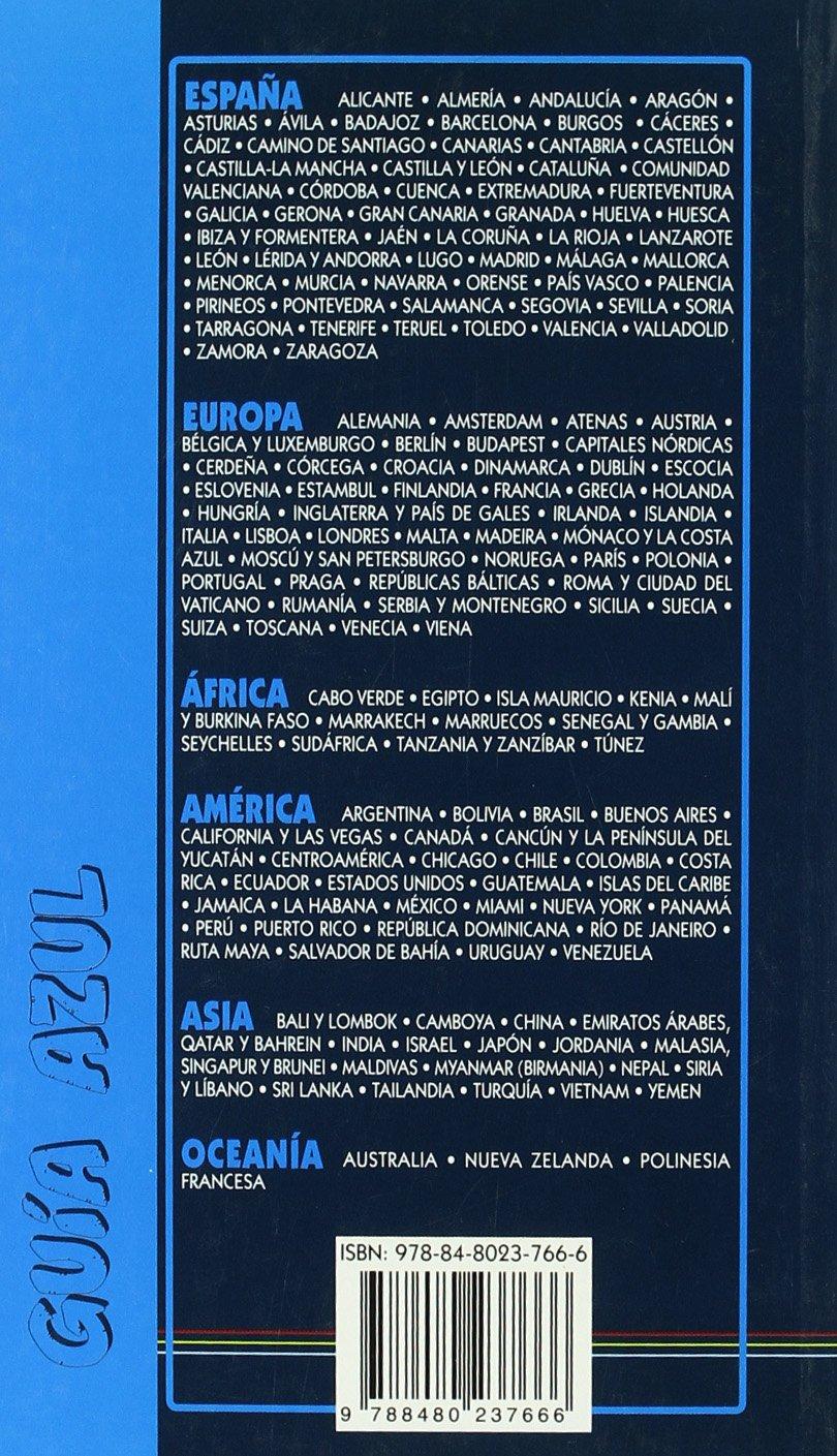 Guía Azul Grecia (Guias Azules): Amazon.es: Jesús García, Paloma Ledrado: Libros