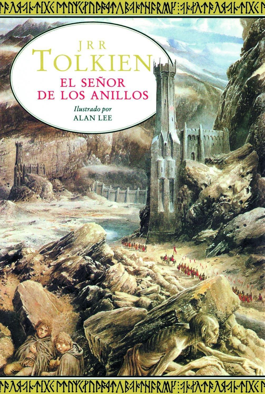 El Señor de los Anillos. Ilustrado por Alan Lee Biblioteca J. R. R. Tolkien: Amazon.es: Tolkien, J. R. R., Lee, Alan, Horne, Matilde, Domènech, Luis, Masera, Rubén: Libros