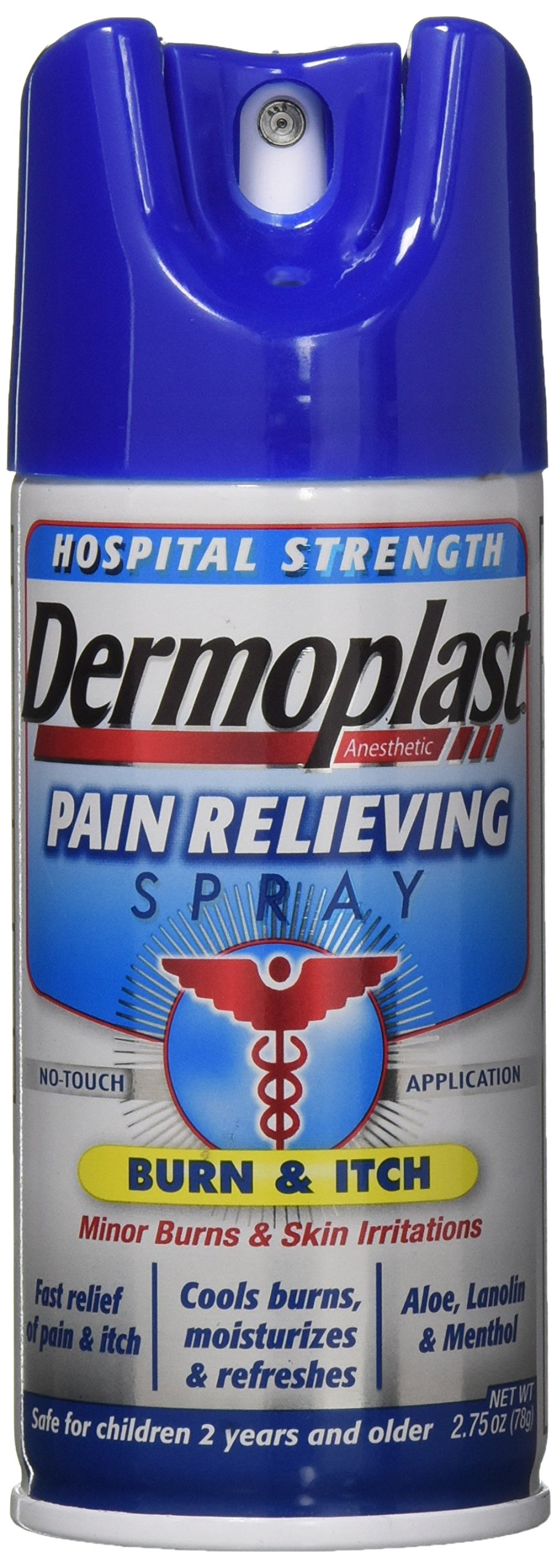 Dermoplast Pain Relieving Spray, 2.75 Ounce